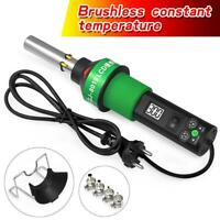 Portable Hot Air Rework Station Solder Blower Adjustable Heat Device with temper