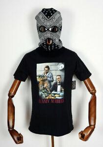 Dgk Skateboards T-Shirt Tee Runnin Numbers Black in XXL Dirty Ghetto Kids
