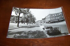 Rare Vintage RPPC Real Photo Postcard A3 Geleen Netherlands Volkswagon Bugs Cars