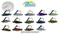 Picasso Swim Jig Weedless 1/4oz Hook 5/0 - Pick