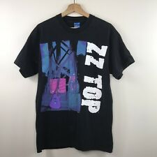 Vintage Zz Top Antenna Shirt Size Large
