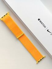 Apple Watch Canary Yellow Sport Loop - 42/44mm  **VERY RARE**