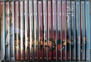 Hercule Poirot Lot De 19 Dvd Allant Entre Les vol 2 à 42 (10 Dvd Toujours Neufs)