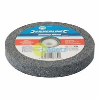 GRINDING WHEEL 150mm x 20mm FOR BENCH GRINDER - CHOOSE FINE OR COARSE GRIT