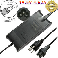 90W AC Adapter Power for Dell 9300 9400 E1705 D620 D630 D800 D830 PA-10 Charger
