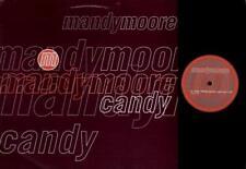 """MANDY MOORE Candy  12"""" Rhythm Masters Club Mix B/W Rhythm Masters Dub (Ex-/Ex)"""