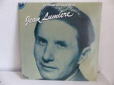 Le double disque d or de JEAN LUMIERE 416032