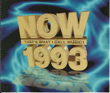 Various: [Made in UK] NOW That's What I Call Music! 1993        2CD Box