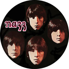 CHAPA/BADGE NAZZ . pin button todd rundgren sixties mod zombies psychedelic rock
