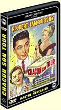 "DVD ""Chacun son tour"" Robert Lamoureux NUEVO EN BLÍSTER"