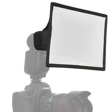 LIFE of PHOTO Softbox 15x20 cm für Systemblitz Kamera-Blitz Zubehör