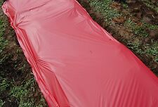 Red Plastic Mulch 1.0 Embossed 4 ft x 100 ft Ground Cover Tomato Eggplant Pepper