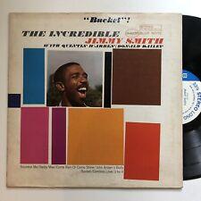 Jimmy Smith Bucket! LP Blue Note NY USA RVG