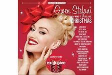 You Make It Feel Like Christmas Gwen Stefani (Deluxe) Audio CD NEW