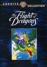 THE FLIGHT OF DRAGONS - NEW & SEALED DVD - FREE LOCAL POST