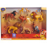 Disney The Lion King - Deluxe 10 Piece Figure Toy Set -2019 New -Ships Tomorrow!