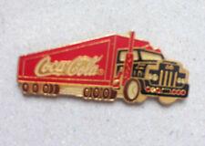 Pin's pin COCA COLA CAMION TRUCK USA (ref L11)