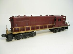Lionel 2028 Pennsylvania GP 7 Diesel Postwar O Gauge X7397