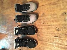 Retro Jordan Infared 10's and Black and White 2's