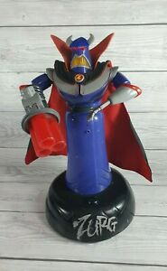 RARE Toy Story Thinkway Toys Disney Pixar Emperor Zurg Talking Room Guard