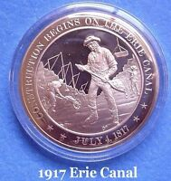 ROSIE The RIVETER The War of Production 1943 SOLID BRONZE Medal UNCIRCULATED