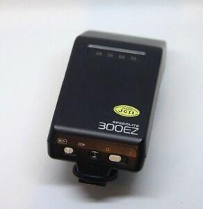 Canon Speedlite 300EZ Speedlight Shoe Mount Flash