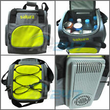 Sakura 12V DC Car Van Motorhome Boat Travel 14L Portable Cooler Cool Box Bag