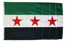 3x5 Syria Syrian National Council Independence Flag 3x5 Banner Brass Grommets