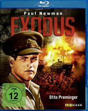 BLU-RAY --- EXODUS --- Paul Newman - KLASSIKER - NEU* OVP*
