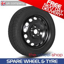"""16"""" BMW 3 Series E90 E91 E92 E93 - 2007 - 11 Full Size Spare Steel Wheel & Tyre"""