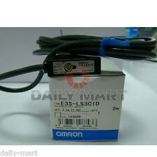 Omron Photoelectric Switch E3S-LS3C1D E3SLS3C1D New in Box NIB Free Ship