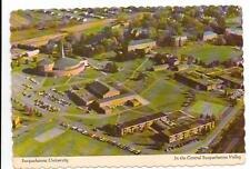 POSTCARD SUSQUEHANNA UNIVERSITY 1978 SELINGSGROVE  PA.