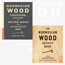 Norwegian Wood By Lars Mytting 2 Books Collection Set Norwegian Wood Activity Bo