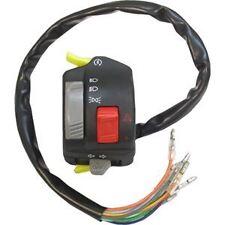 Interruptor De Manillar Universal Luces de mano izquierda, de alta, baja & Off, inicio y pasar
