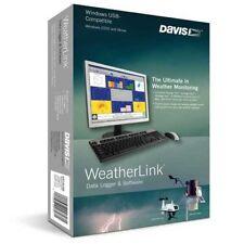 DAVIS WEATHERLINK & DATALOGGER - 6510 USB  for Vantage Vue New