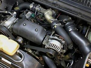 """aFe 3"""" Intercooler Tube Cold + Hot Side For 99-03 Ford F-250 F350 7.3L V8 Diesel"""