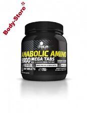 Olimp Anabolic Amino 9000 300 Tabletten Super Aminosäuren mit Bcaa Whey &Chicken