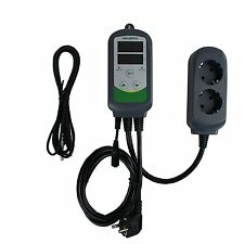 Inkbird ITC-308S EU Temperaturregler Heizen Kühlen Thermostat 230V verdrahtet DE