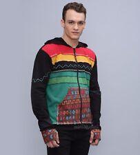 Tribal Hoodie - Unisex Jacket with prints - Jamaica jacket
