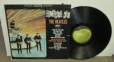 BEATLES Something New [1964], second Apple reissue vinyl LP, 1971, VG+/VG
