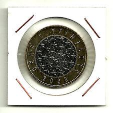 ESLOVENIA 3 EURO 2008 (PRESIDENCIA) SIN CIRCULAR