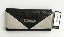 NEW ARRIVAL! Authentic NINE WEST Small Surprises SLG Clutch Wallet Black/Cob $39