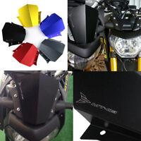 Aluminum Motorcycle Windshield WindScreen for Yamaha MT-09 FZ-09 2014 2015 2016