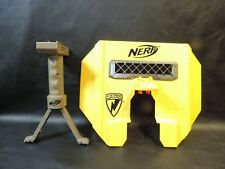 Nerf N-Strike Stampede ECS Dart Gun Shield and Tripod