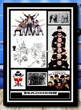 More details for 564) madness suggs signed photograph framed unframed reprint great gift ********