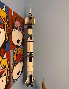 Lego Saturn V 21309 / 92176 - Wallmount