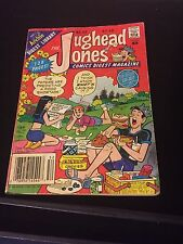 JUGHEAD JONES COMICS DIGEST #52 1988
