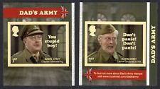 DADS ARMY 2018  - SELF ADHESIVE Single Stamps from Booklet PM61