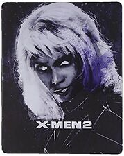 New X MEN 2 Limited Edition Blu-ray Steelbook Japanese/English from Japan