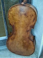 """°° Altes 4/4  Cello m. Zettel """"NERO AIODANTE FECIT ASTI ANNO 1876"""" °°"""